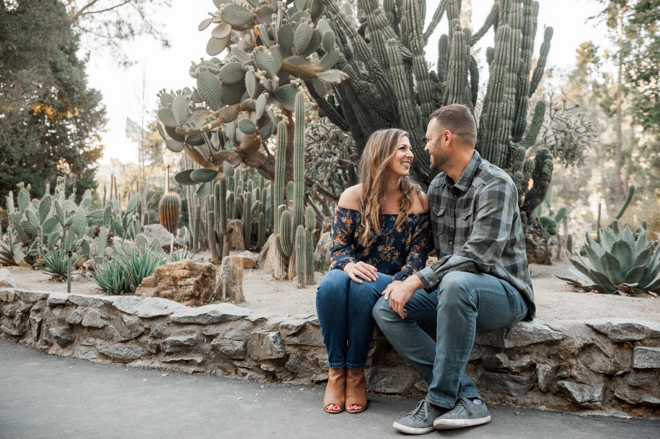 California State Capitol Park Engagement Session